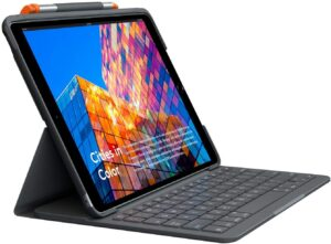 Logitech iPad (7th and 8th generation) Keyboard Case