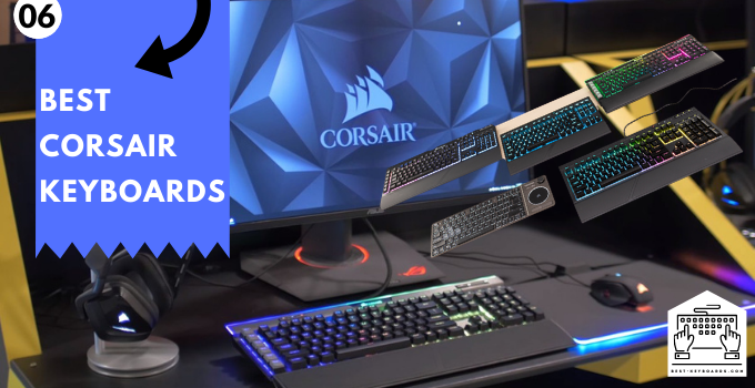 Best Corsair Keyboard